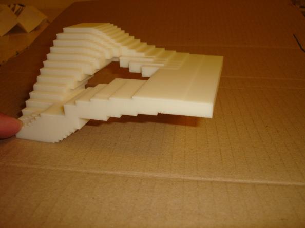 Impresión 3D - Modelo arquitectura
