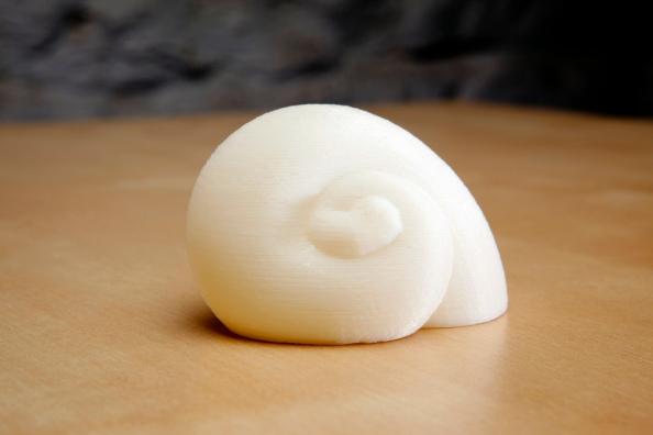 Ejemplo de impresión 3D