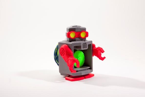 Impresión 3D, Robot