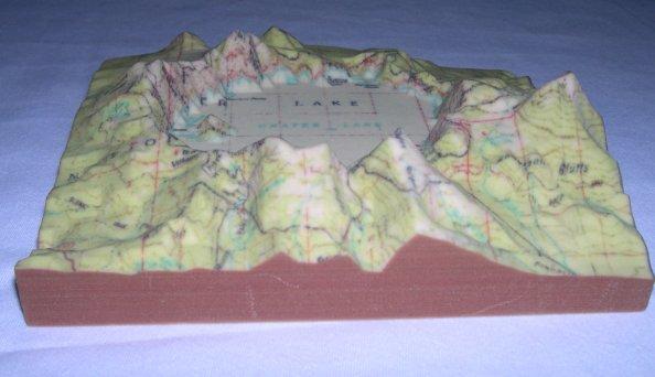 Impresión  3D - Mapa