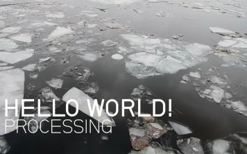 hello world processing