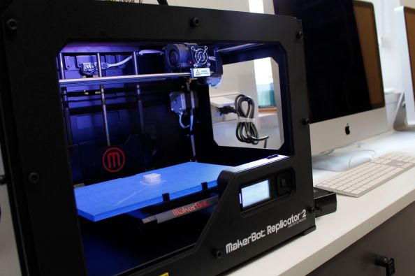 impresora 3D Makerbot Replicator