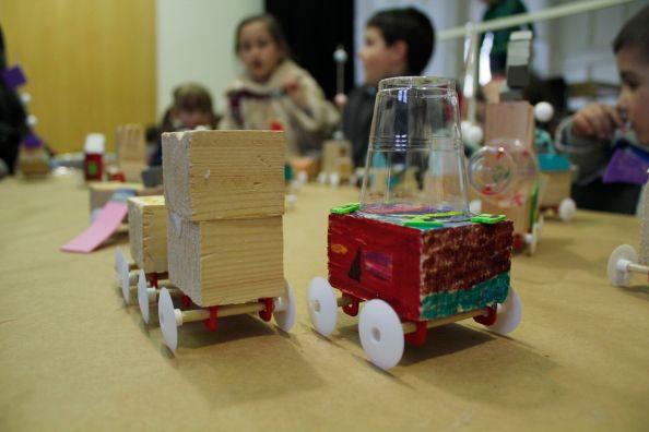 impresión 3D, educación, CRA, Bimotor