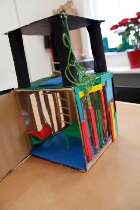 cabana, DIY, fundacion cerezales, impresion 3D educacion, impresion 3D arquitectura, impresion 3D arte, 3d printing